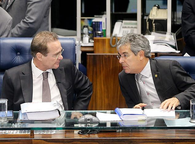 Viana avisa PMDB que não vai se comprometer com PEC do teto