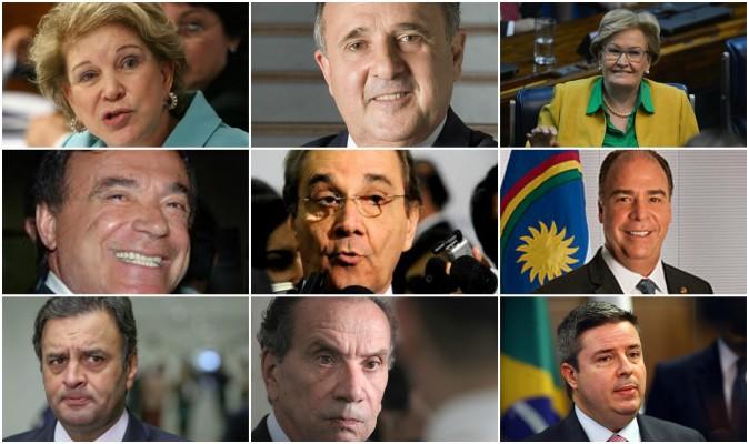 Pec 55: veja quem são os senadores que votaram contra os pobres, a favor dos ricos